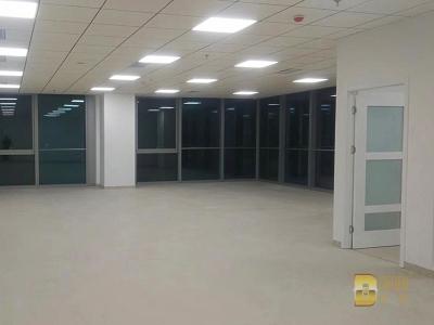北京平安保险总部 SPC锁扣地板石纹 (1)