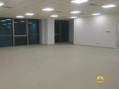 北京平安保险总部 SPC锁扣地板石纹 (2)