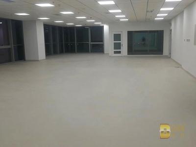 北京平安保险总部 SPC锁扣地板石纹 (3)