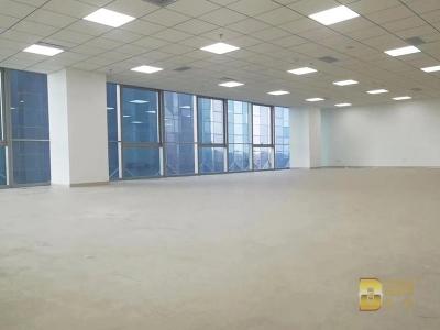 北京平安保险总部 SPC锁扣地板石纹 (5)