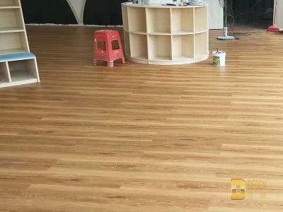 各地幼儿园 纯色 木纹 多层 同透 (13)