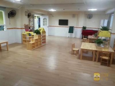 各地幼儿园 纯色 木纹 多层 同透 (6)