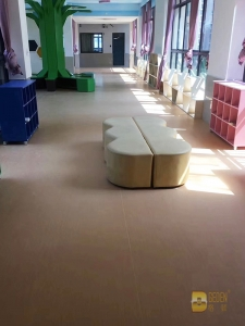各地幼儿园 纯色 木纹 多层 同透 (8)