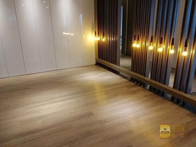 成都中海国际中心 SPC石塑锁扣地板 (2)