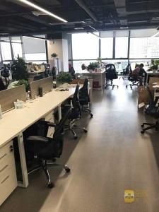 深圳湾生态园办公楼 PVC多层卷材 (1)